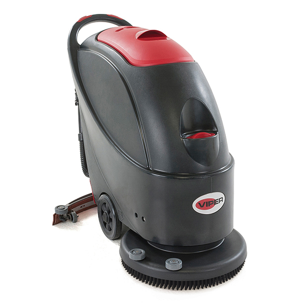 "VIPER AS510B 20""battery operated Compact Scrubber"