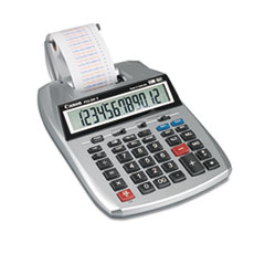 P23-DHV 12-Digit Two-Color Printing Calculator, 12-Digit