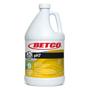 13804 PH7 Daily Neutral Floor Cleaner 1:64 4/gal/cs