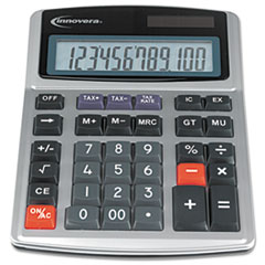 15971 Large Digit Commercial Calculator, 12-Digit LCD,