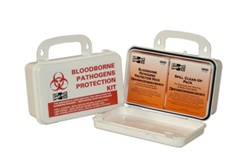 (PKT3060) Bloodborne Pathogens Kit includes: absorbant
