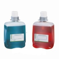 P/S Antimicrobial foaming hand soap white 1250-ML 3/cs