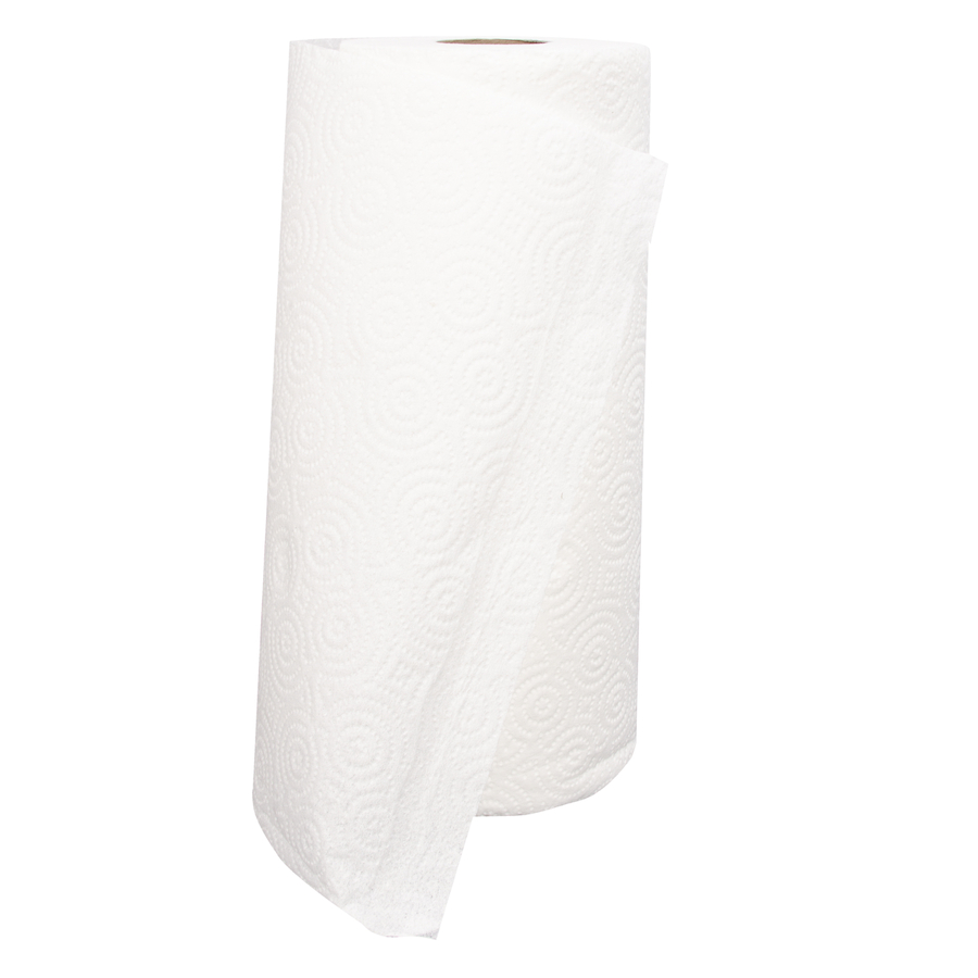 "Right Choice Kitchen ROll Towel, 11"" x 7.8"", 2-Ply, 85"