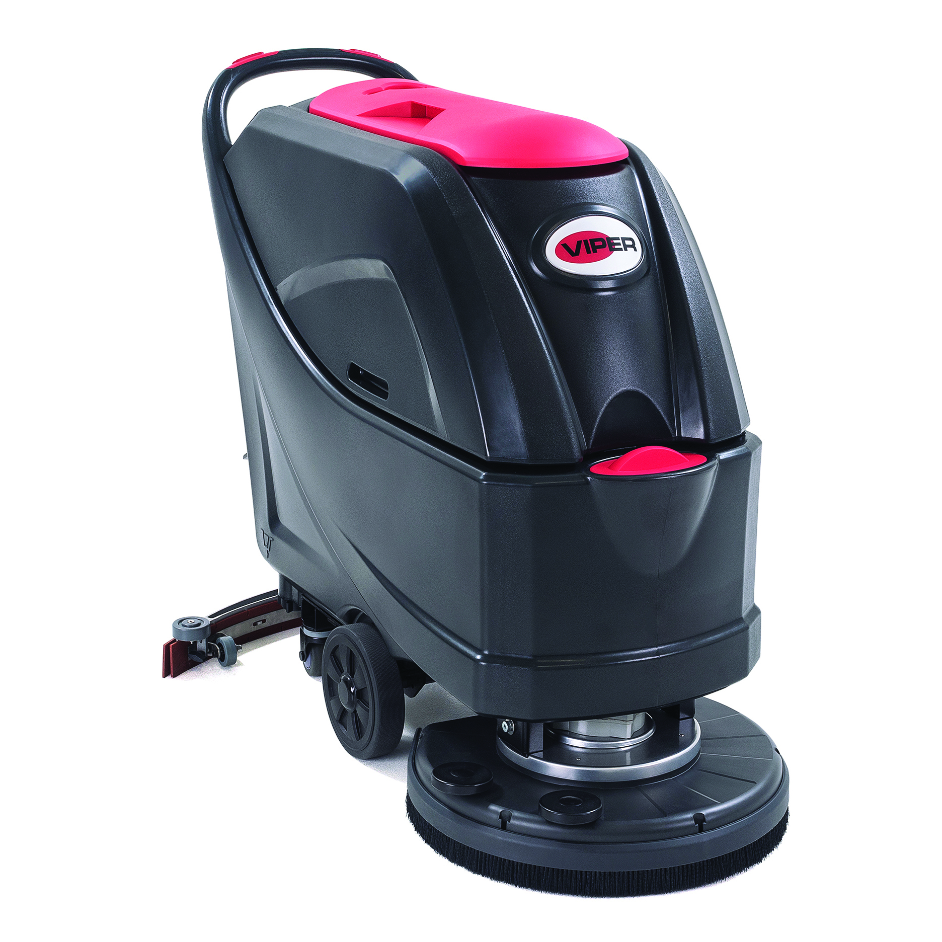 "AS5160 Viper 20"" auto scrubber 16-gal, pad-assist drive, pad"