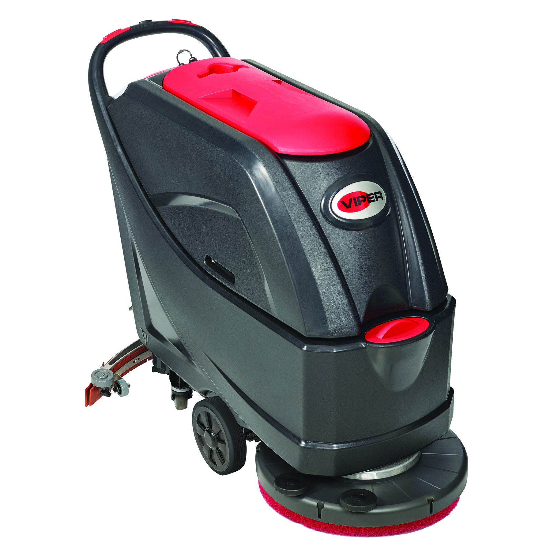 "AS5160T Viper 20"" auto scrubber, 16-gallon,"