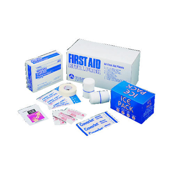 First aid kit refill 94PCS.