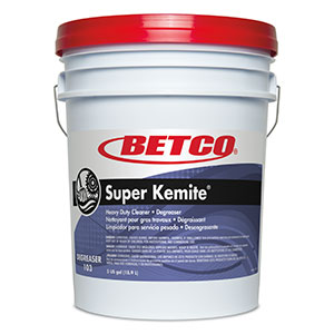 10355 Super kemite heavy duty degreaser/cleaner 55 GAL/DRUM