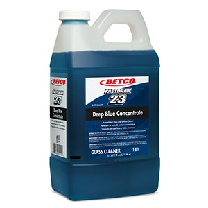 Deep Blue Glass & Surface Cleaner Concentrate 2L