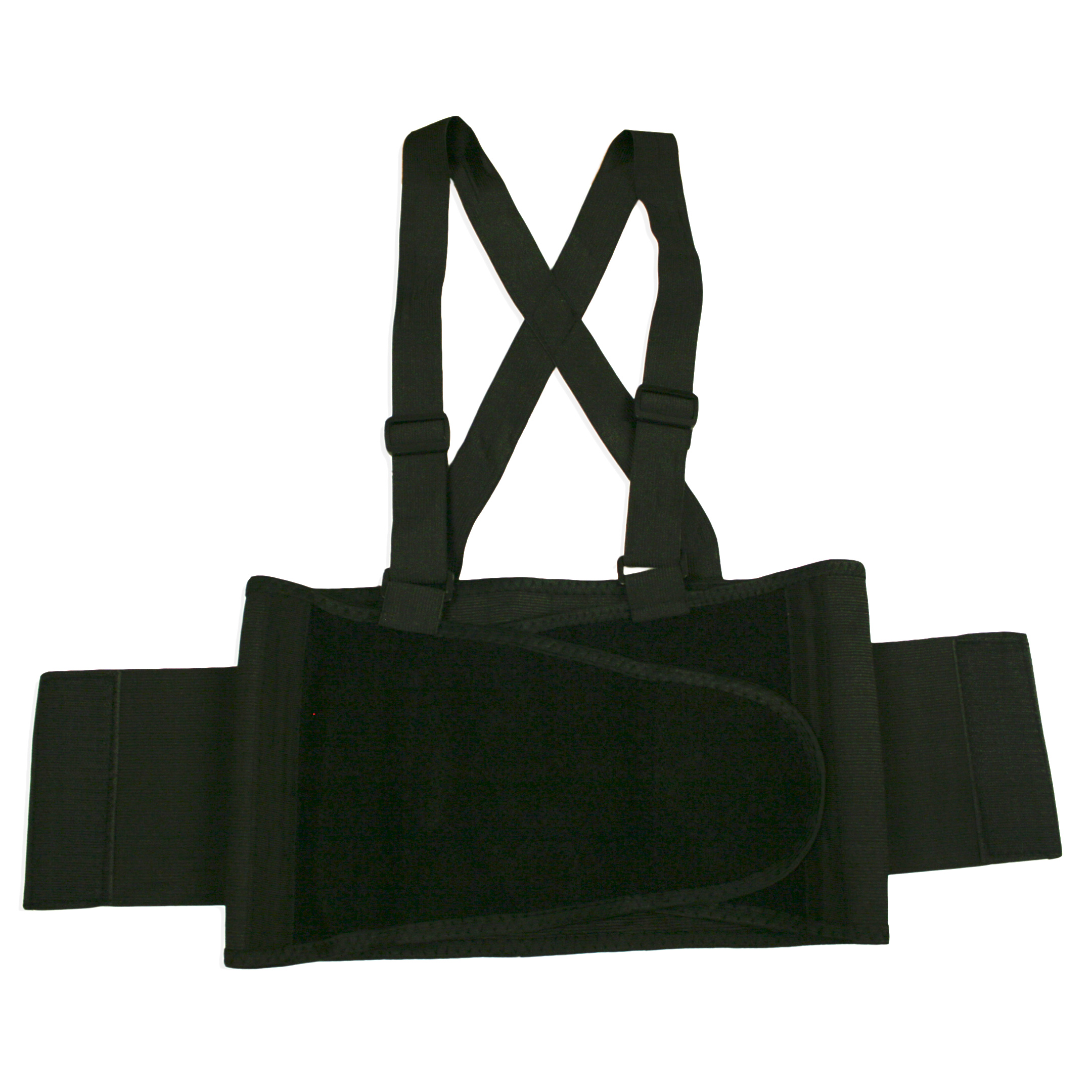 Large Back Support,Attached Suspenders