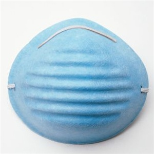 DUST MASK - BLUE 20/50 CS  RS-500