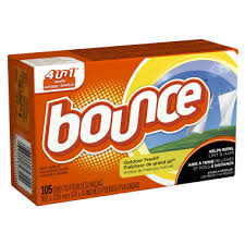 388003 Bounce dryer sheets 250/bx