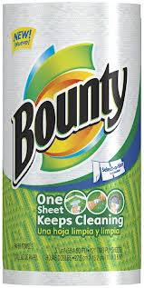 Bounty Select-a-Size Super Roll Paper Towels 12 Rolls