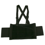 3XL Back Support,Attached Suspenders