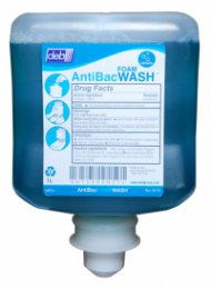 ANT1L Refresh Antibac Foam Hand Soap w/ Triclosan 6/1L/cs