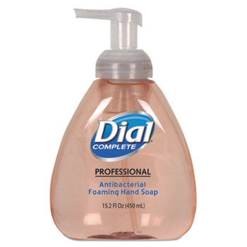 Dial® Professional Antimicrobial Foaming Hand