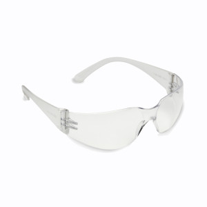 EHF10ST clear anti-fog safety glasses