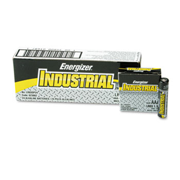 Energizer industrial AAA 24-PA