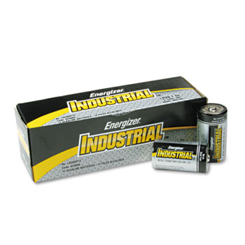 ENERGIZER INDUSTRIAL D 12-PACK