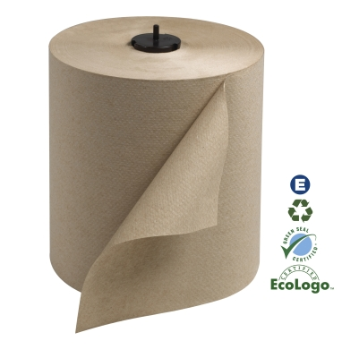 290088 Tork Natural, brown roll towel 6/700 50/sk