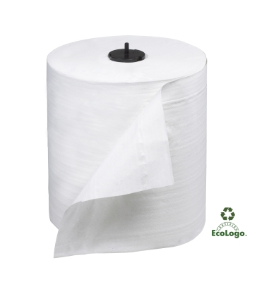 290089 Tork Advance white roll towel 6/700 50/sk