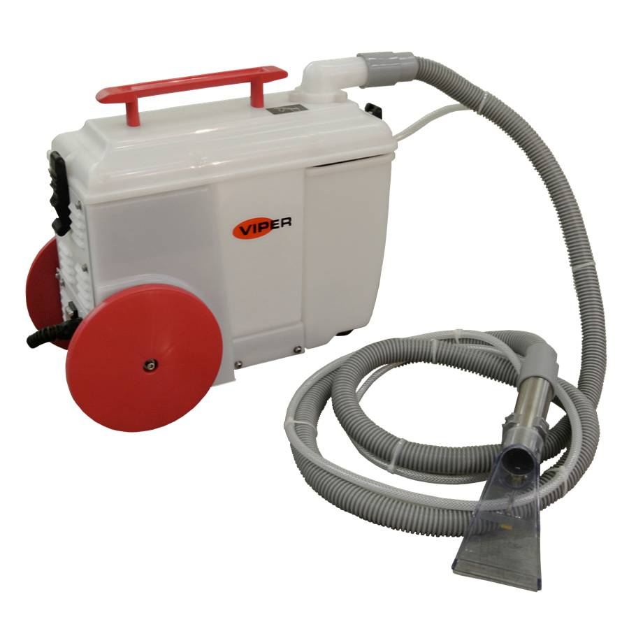 Viper WOLF130 1 gal spotting extractor, portable, 8' vac.