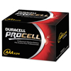 AAA Battery Procell Alkaline 4 each/pack 6 packs/box